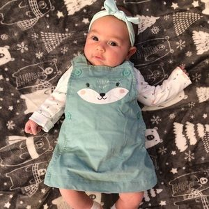 Two piece outfit- size 3 months